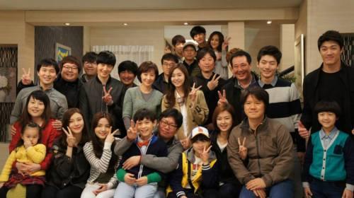 Jung II-woo in Golden Rainbow Last Days of Shooting 4