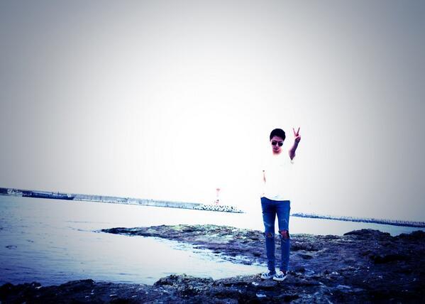 Jung II-woo Tweeter Photo Posts March 20145