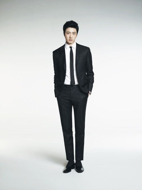 Jung Il-woo in various photos from interviews in April of 2014. 11