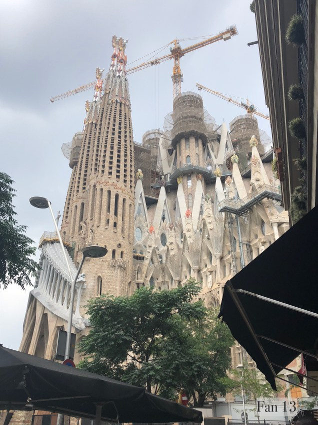 La Sagrada Familia by Fan13 July 2018 1