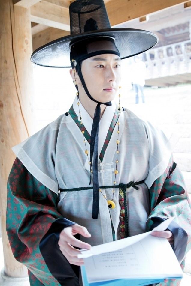 2014 7 29 Jung II-woo as Lee Rin, First Good Look 10