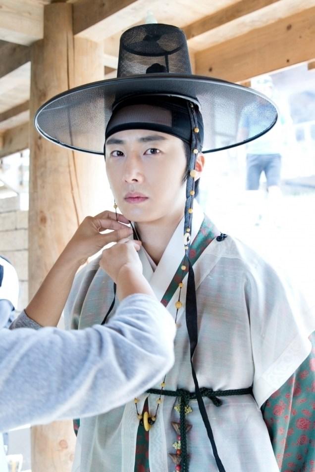 2014 7 29 Jung II-woo as Lee Rin, First Good Look 11