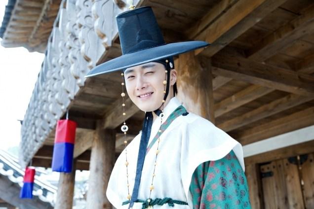 2014 7 29 Jung II-woo as Lee Rin, First Good Look 14