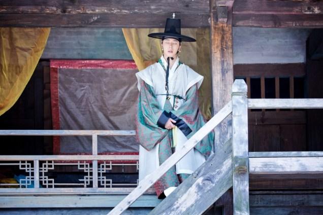 2014 7 29 Jung II-woo as Lee Rin, First Good Look 21