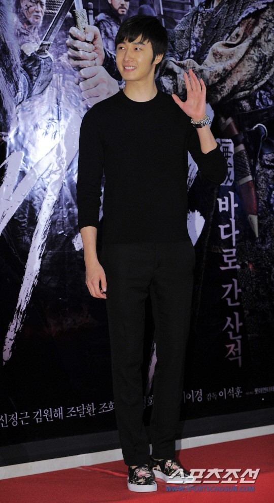 2014 7 29 Jung II-woo in the VIP presentation of Pirates. 9