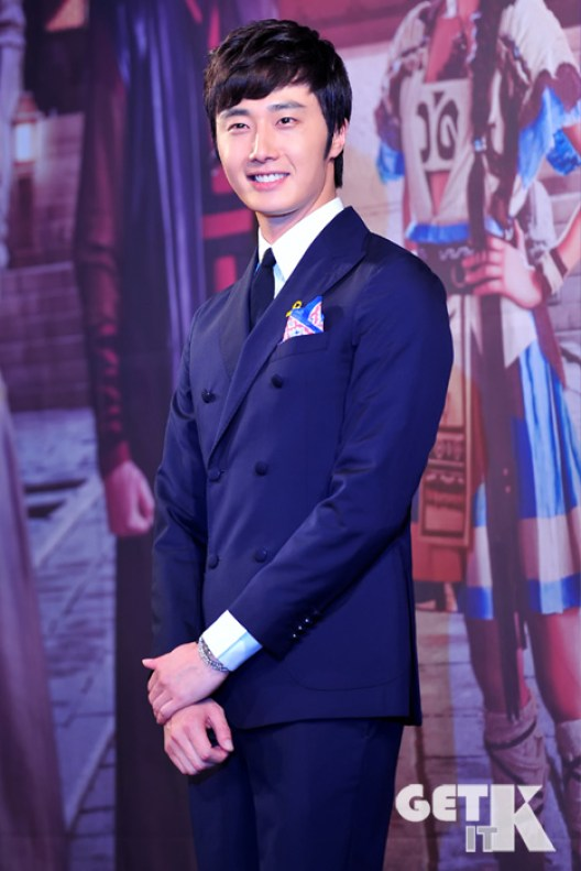 2014 7 29 Jung Il-woo at Night Watchman's Press Conference 17