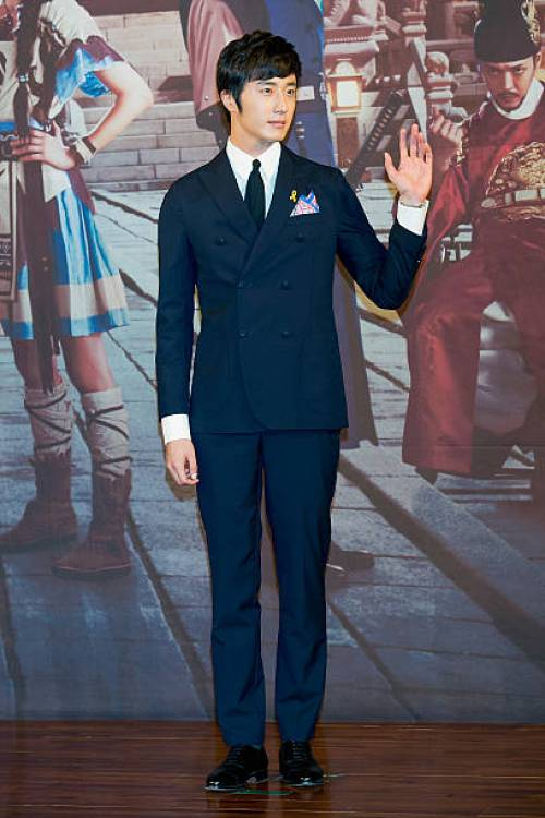 2014 7 29 Jung Il-woo at Night Watchman's Press Conference 19