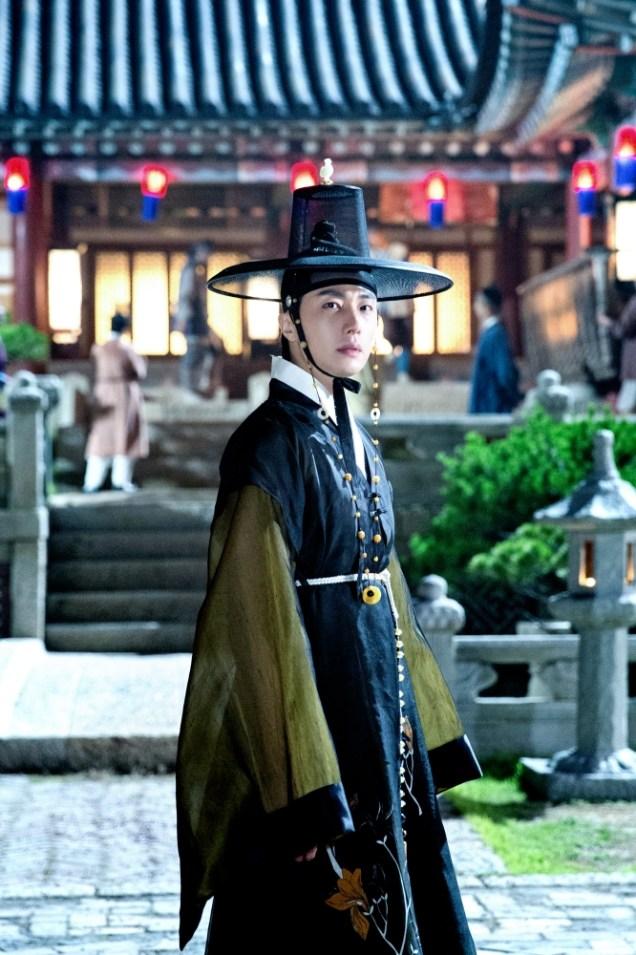 2014 8 11 Jung II-woo in The Night Watchman's Journal Ep 3. MBC2