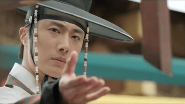 2014 8 11 Jung II-woo in The Night Watchman's Journal Ep 4 Xtra 3