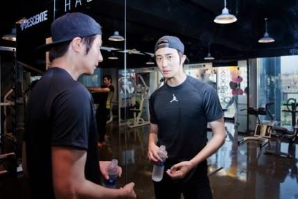 "2014 8 5 Jung II-woo ""here comes Prince Lee Rin"" Cr. Starcast 16.jpg"