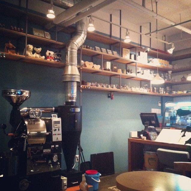 Jung II-woo in Cafe Atelier Fazenda14