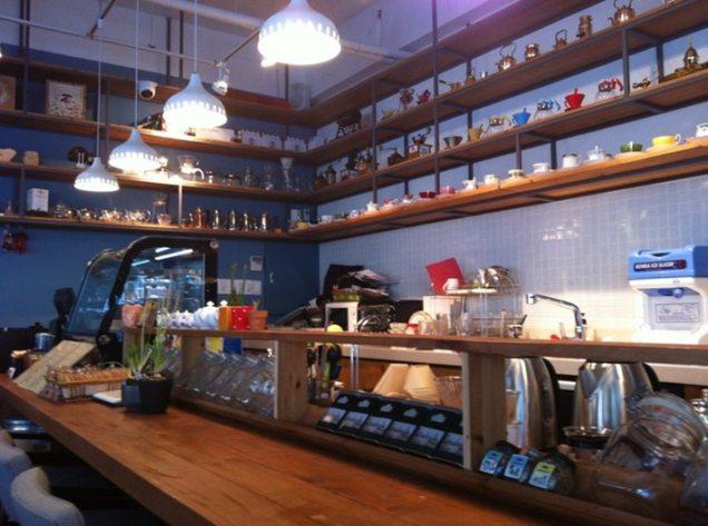 Jung II-woo in Cafe Atelier Fazenda15