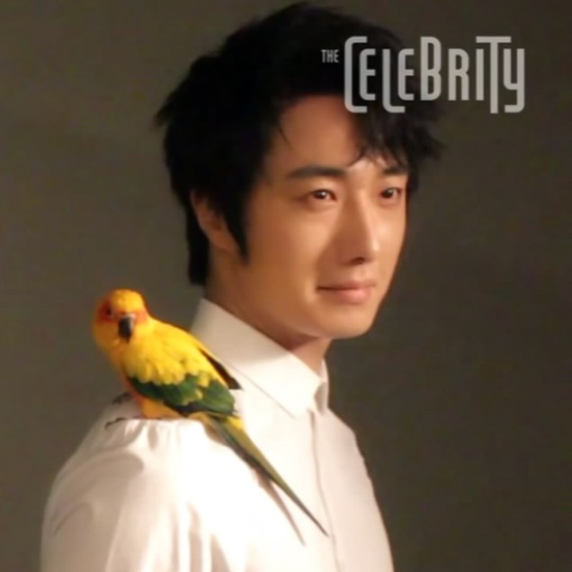 Jung Il-woo for Celebrity Magazine. July 2014. 00020