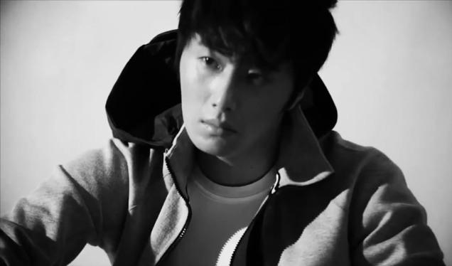 2014 10 Jung Il-woo in Nike for Vogue Magazine C 1&2 5
