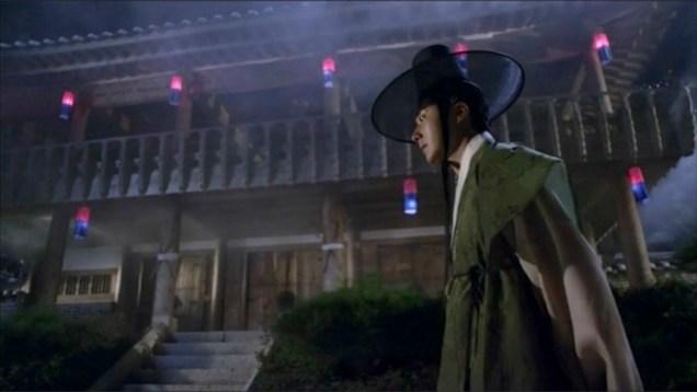 2014 9 Jung II-woo in Night Watchman's Journal Episode 10 11