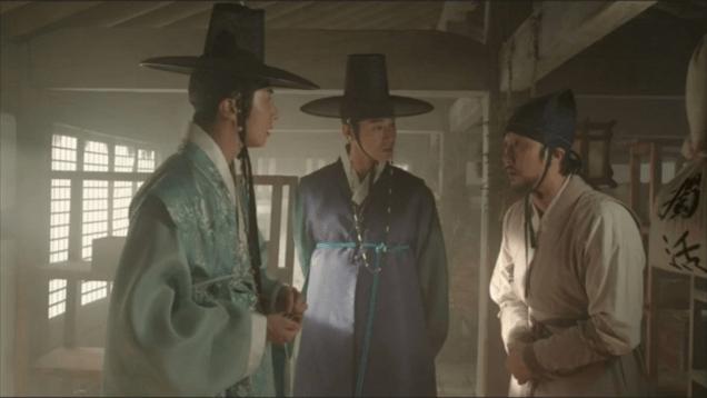 2014 9 Jung II-woo in Night Watchman's Journal Episode 10 58
