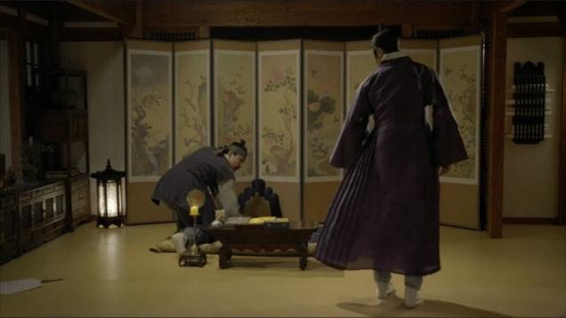 2014 9 Jung II-woo in Night Watchman's Journal Episode 10 74