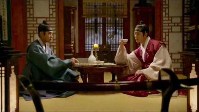 2014 9 Jung II-woo in Night Watchman's Journal Episode 10 97