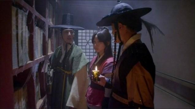 2014 9 Jung II-woo in Night Watchman's Journal Episode 11 40