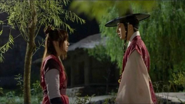 2014 9 Jung II-woo in Night Watchman's Journal Episode 11 8