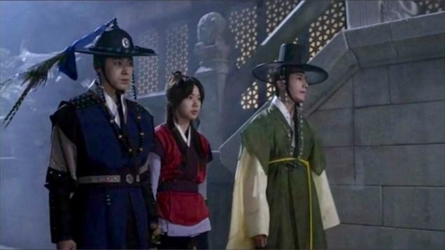 2014 9 Jung II-woo in Night Watchman's Journal Episode 11 Cr.MBC 42