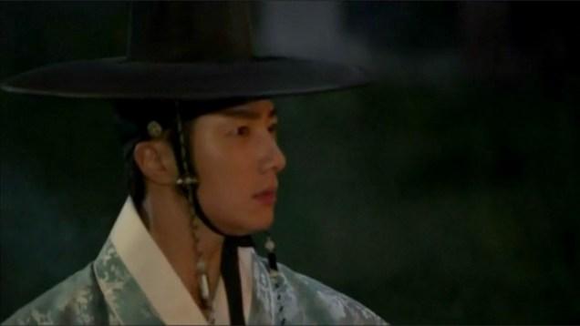 2014 9 Jung II-woo in Night Watchman's Journal Episode 12 Cr.MBC 26