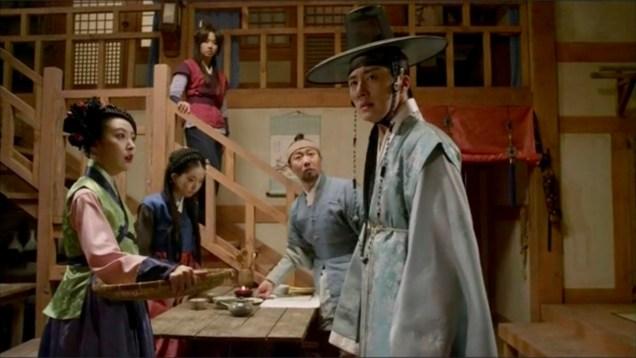 2014 9 Jung II-woo in Night Watchman's Journal Episode 12 Cr.MBC 28