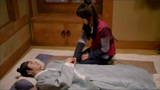 2014 9 Jung II-woo in Night Watchman's Journal Episode 12 Cr.MBC 37