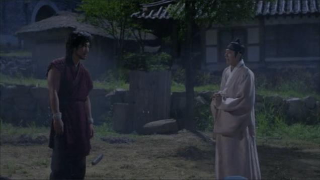 2014 9 Jung II-woo in Night Watchman's Journal Episode 9 1