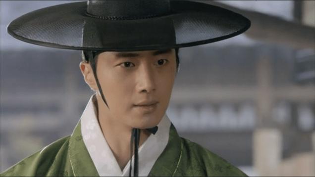 2014 9 Jung II-woo in Night Watchman's Journal Episode 9 32