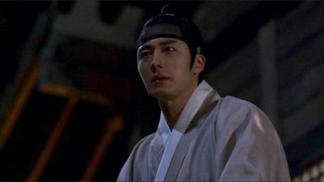 2014 9 Jung II-woo in Night Watchman's Journal Episode 9 5