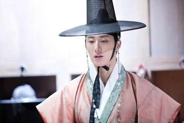 2014 9 The Night Watchman's Journal Episode 15 BTS . Cr. jungilwoo.com3
