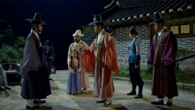 2014 9 The Night Watchman's Journal Episode 15. Cr. MBC 1