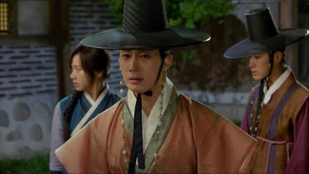 2014 9 The Night Watchman's Journal Episode 16. Cr. MBC 9