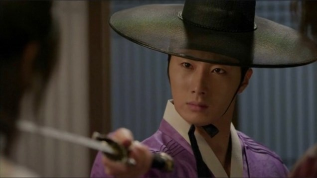 2014 9:10 Jung Il-woo in THe Night Watchman's Journal Episode 17 13