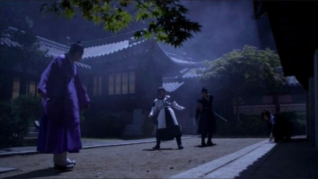 2014 9:10 Jung Il-woo in THe Night Watchman's Journal Episode 17 15