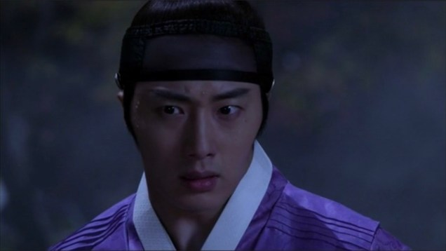 2014 9:10 Jung Il-woo in THe Night Watchman's Journal Episode 17 16