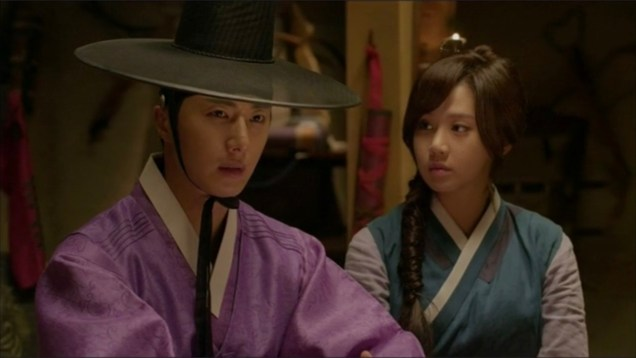 2014 9:10 Jung Il-woo in THe Night Watchman's Journal Episode 17 2