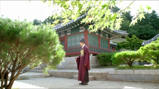 2014 9:10 Jung Il-woo in THe Night Watchman's Journal Episode 17 28