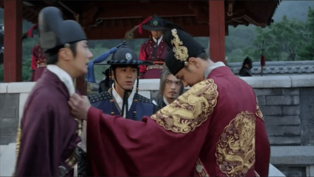 2014 9:10 Jung Il-woo in THe Night Watchman's Journal Episode 17 45