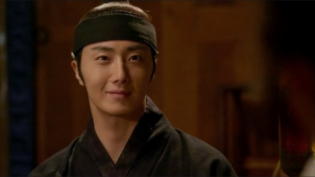 2014 9:10 Jung Il-woo in THe Night Watchman's Journal Episode 17 49