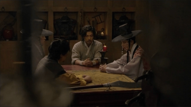 2014 9:10 Jung Il-woo in THe Night Watchman's Journal Episode 18 26