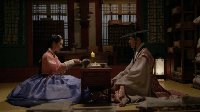 2014 9:10 Jung Il-woo in THe Night Watchman's Journal Episode 18 3