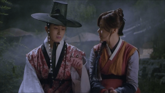 2014 9:10 Jung Il-woo in THe Night Watchman's Journal Episode 18 33