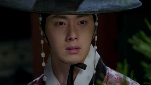 2014 9:10 Jung Il-woo in THe Night Watchman's Journal Episode 19 13