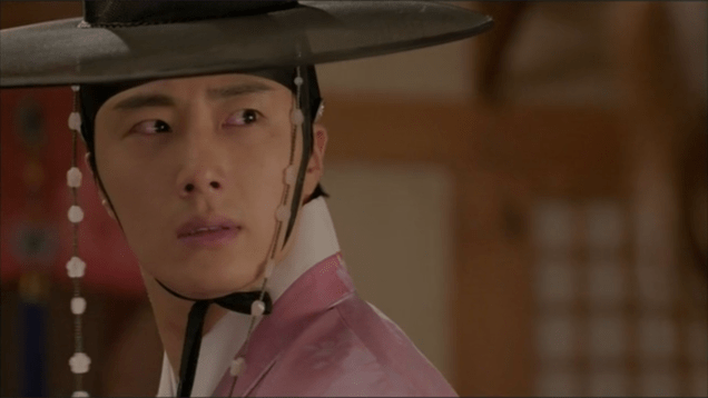 2014 9:10 Jung Il-woo in THe Night Watchman's Journal Episode 19 28