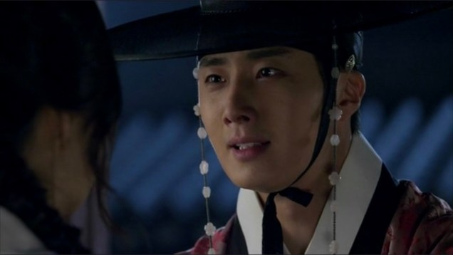 2014 9:10 Jung Il-woo in THe Night Watchman's Journal Episode 19 3