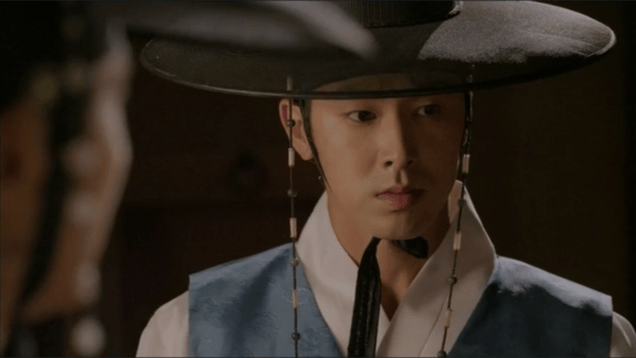 2014 9:10 Jung Il-woo in THe Night Watchman's Journal Episode 19 31
