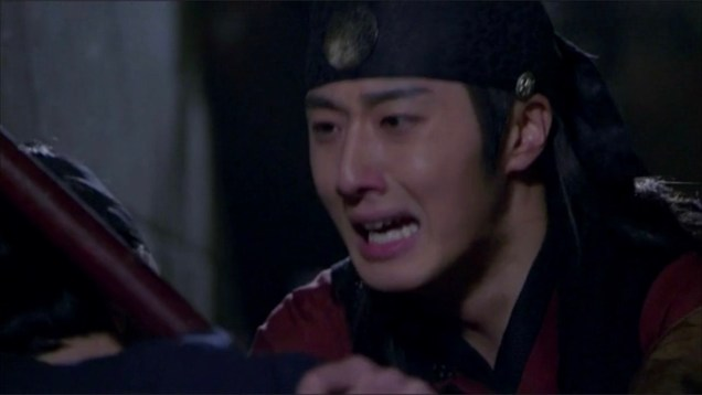 2014 9:10 Jung Il-woo in THe Night Watchman's Journal Episode 19 37