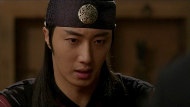2014 9:10 Jung Il-woo in THe Night Watchman's Journal Episode 19 41